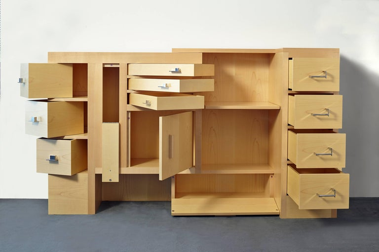 authorized reproduction of cabinet d architecte by eileen gray circa 1925 for sale at 1stdibs