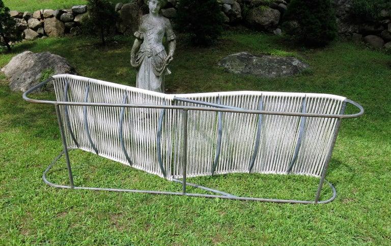 Kipp stewart bronze chaise lounge for terra of california for Bronze chaise lounge
