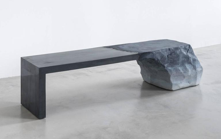 American Drift (Bench) by Fernando Mastrangelo, 2016 For Sale