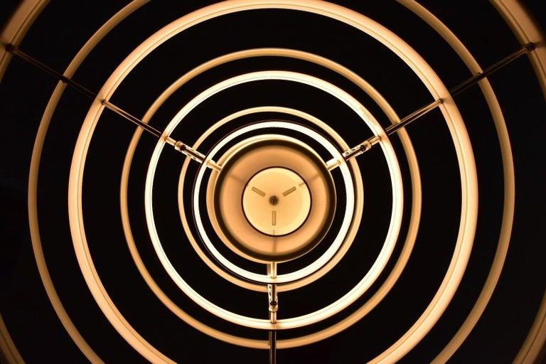 Scandinavian Modern Fibonacci Ceiling Lamp by Sophus Frandsen for Fog & Mørup, Denmark For Sale