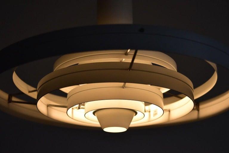 Danish Fibonacci Ceiling Lamp by Sophus Frandsen for Fog & Mørup, Denmark For Sale