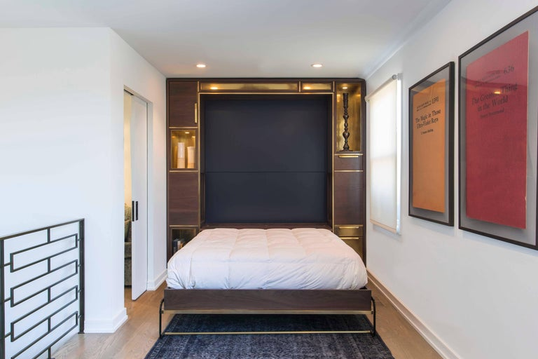 Modern Amuneal's Murphy Bed For Sale