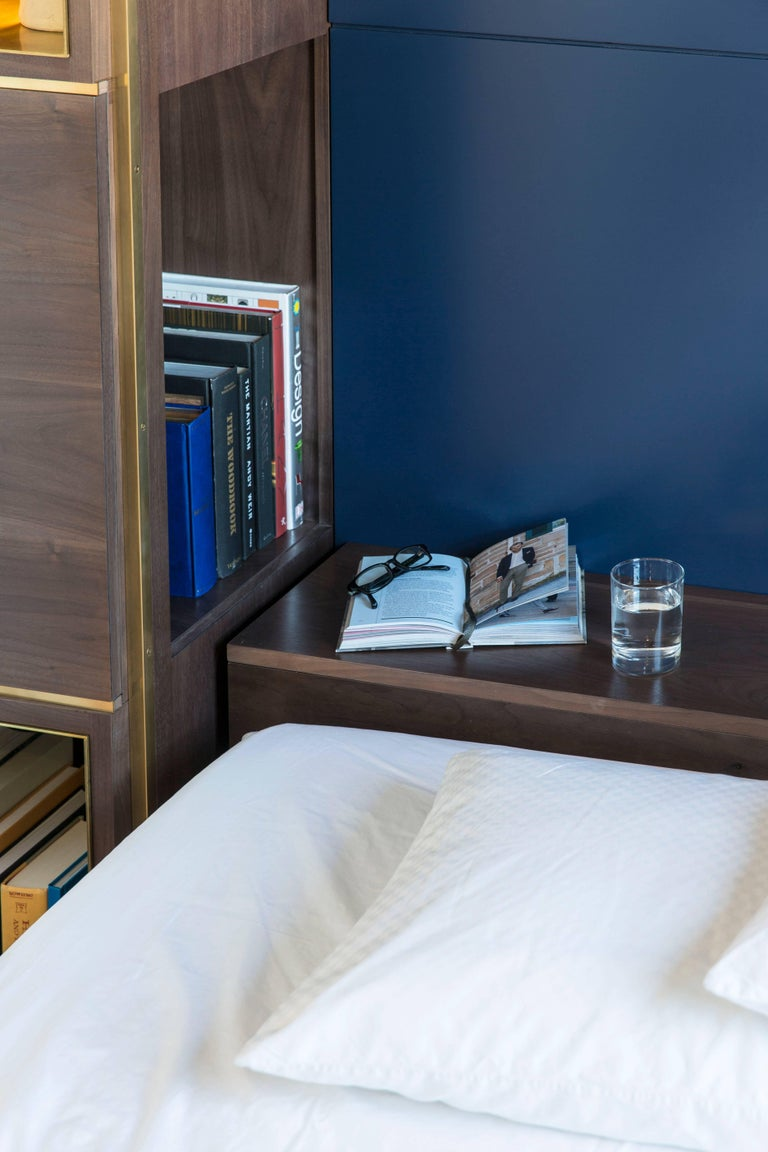 Contemporary Amuneal's Murphy Bed For Sale