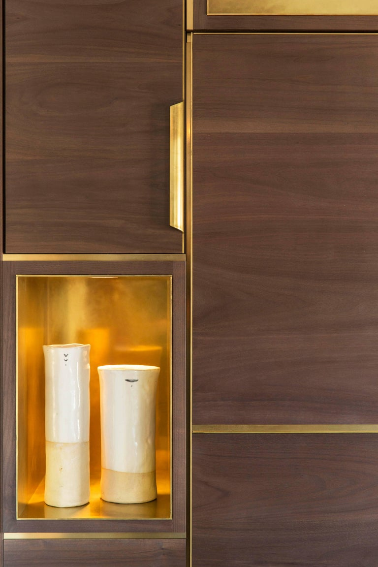Lacquered Amuneal's Murphy Bed For Sale
