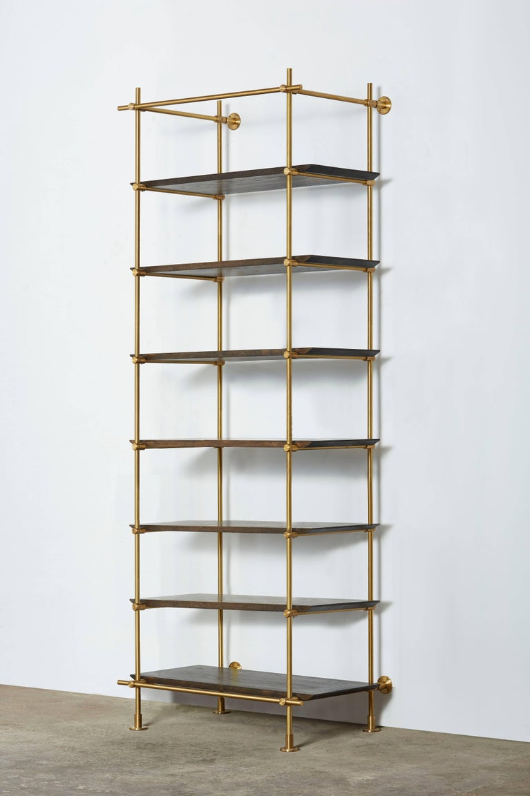 Amuneal's Collector's 1 Bay Shelving Unit 2