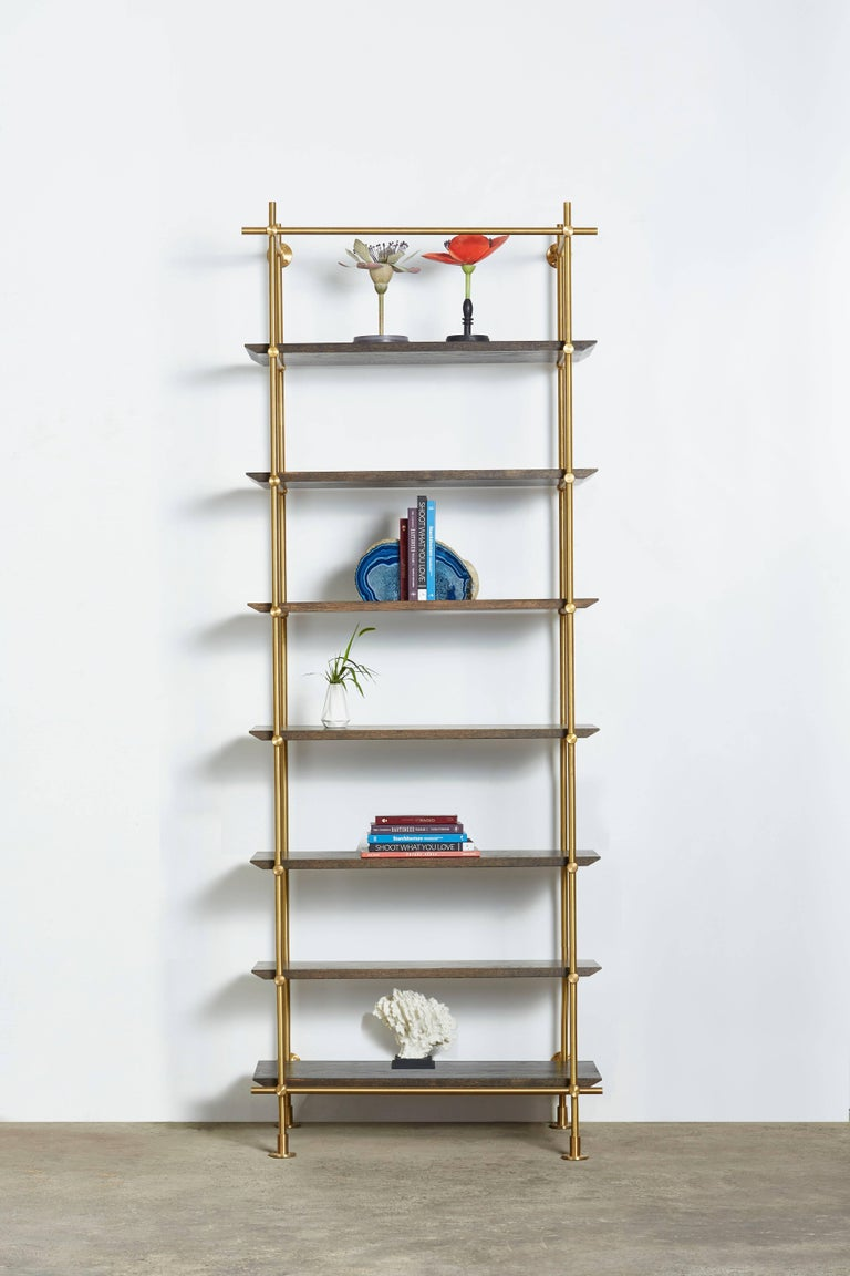 Amuneal's Collector's 1 Bay Shelving Unit 3
