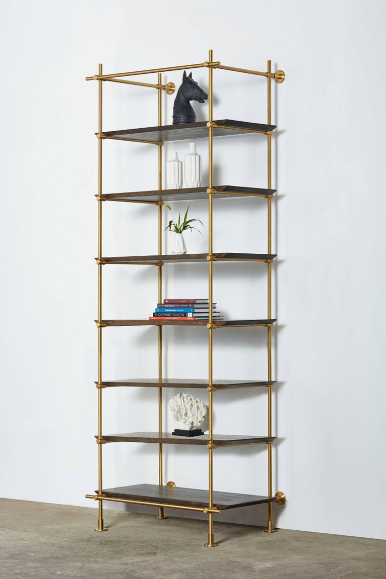 Amuneal's Collector's 1 Bay Shelving Unit 4