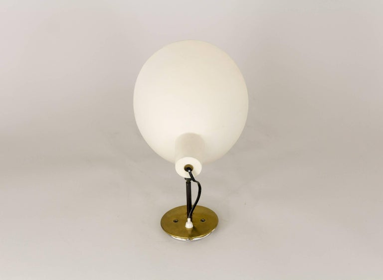 Italian Adjustable Wall Lamp by Vittoriano Viganò for Arteluce, 1950s For Sale