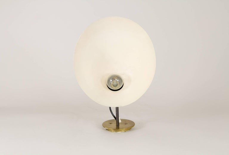 Mid-20th Century Adjustable Wall Lamp by Vittoriano Viganò for Arteluce, 1950s For Sale