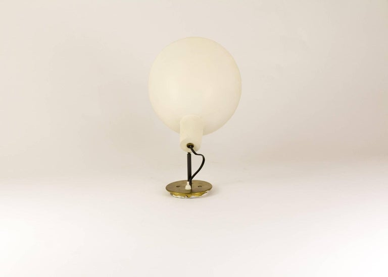 Adjustable Wall Lamp by Vittoriano Viganò for Arteluce, 1950s For Sale 1