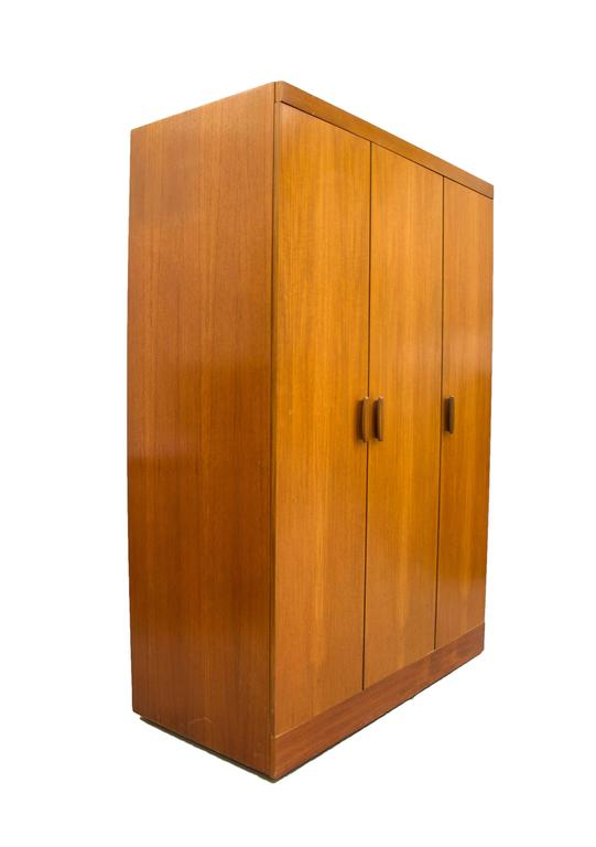 G plan e gomme quadrille wardrobe 1960 mid century bedroom for G plan bedroom furniture