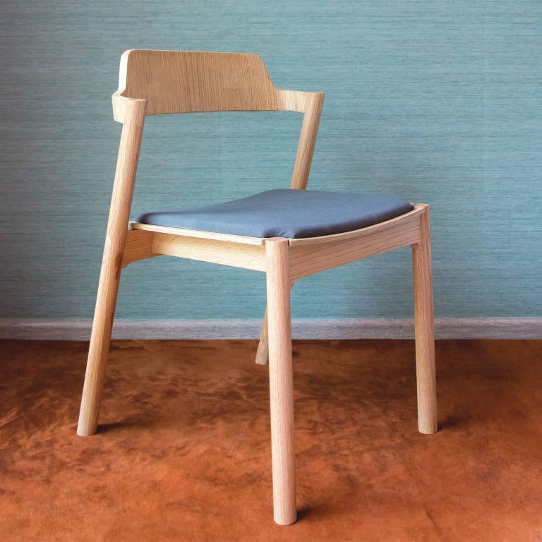 Nora Chair Modern Bentwood Dining Chair For Sale At 1stdibs