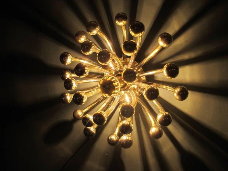 Couple of Pistillino Wall Lamps, Sputnik, Design Studio ...