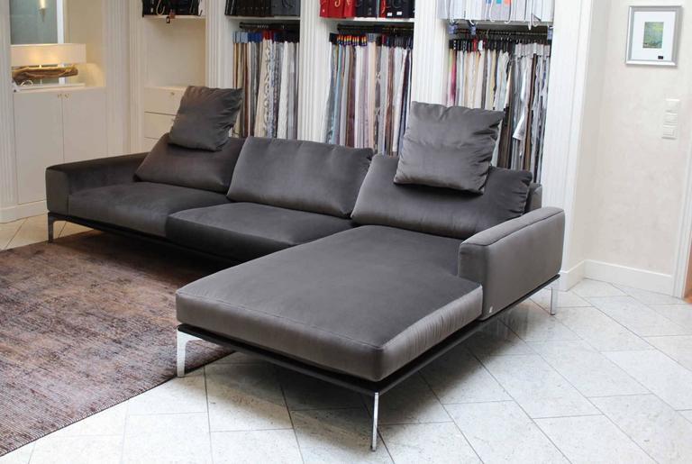 Corner Sofa Spirit by German Manufacturer Bielefelder Werkstätten 2