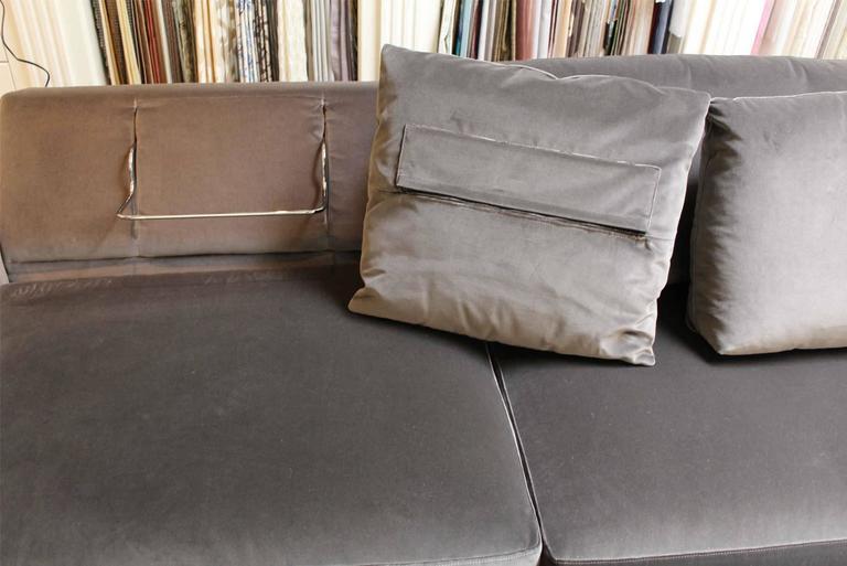Corner Sofa Spirit by German Manufacturer Bielefelder Werkstätten 4