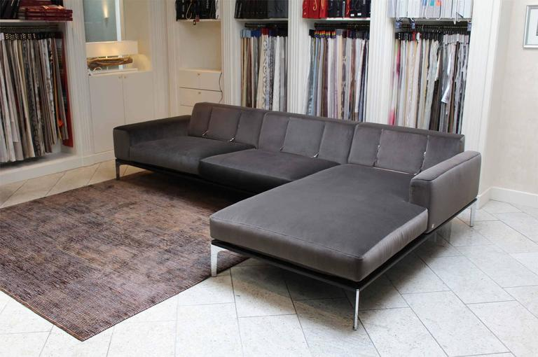 Corner Sofa Spirit by German Manufacturer Bielefelder Werkstätten 3