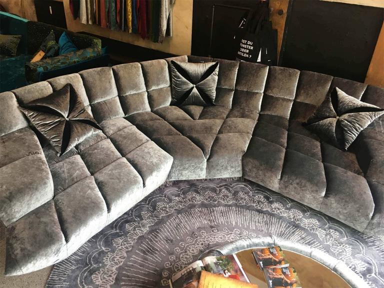 Wonderful Modern Bretz German Manufacture Sofa Cloud Exceptional Furniture For Sale
