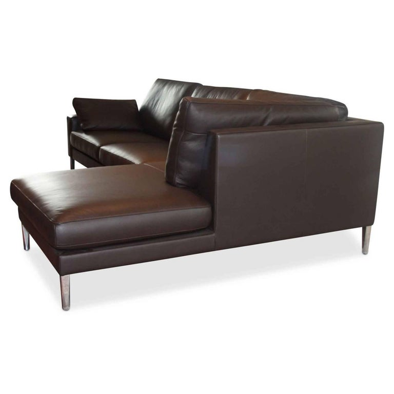 Sofa quotcarloquot by manufacturer fsm in 100 genuine leather for 100 genuine leather sectional sofa