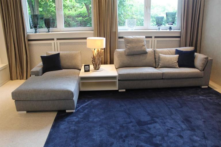 grey corner sofa inspiration by german manufacturer bielfelder, Hause deko