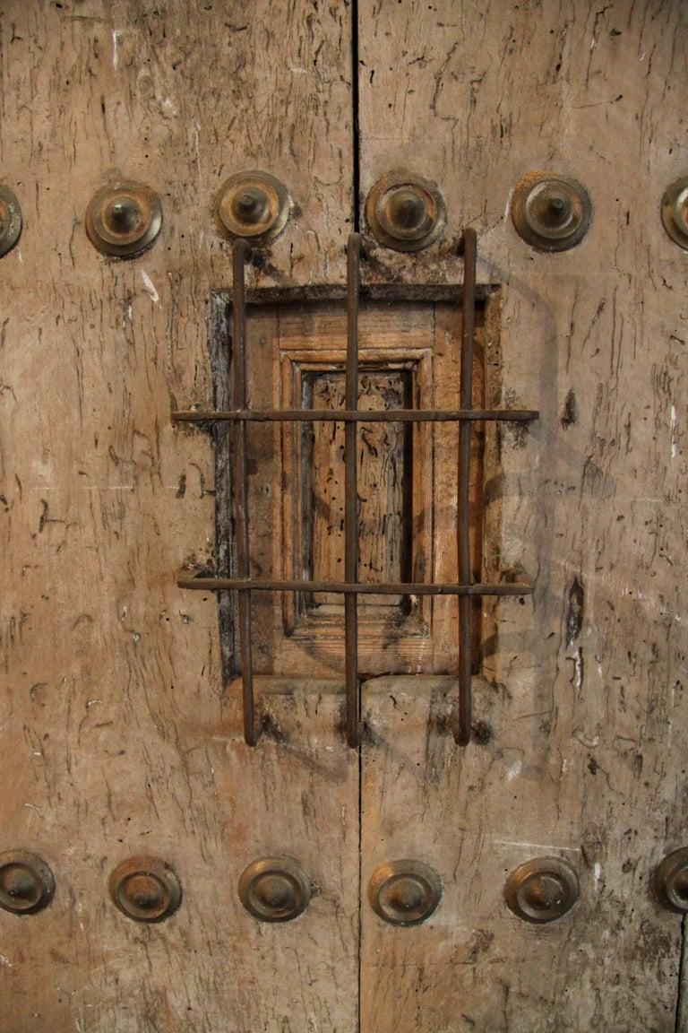 17th Century Spanish Door For Sale At 1stdibs