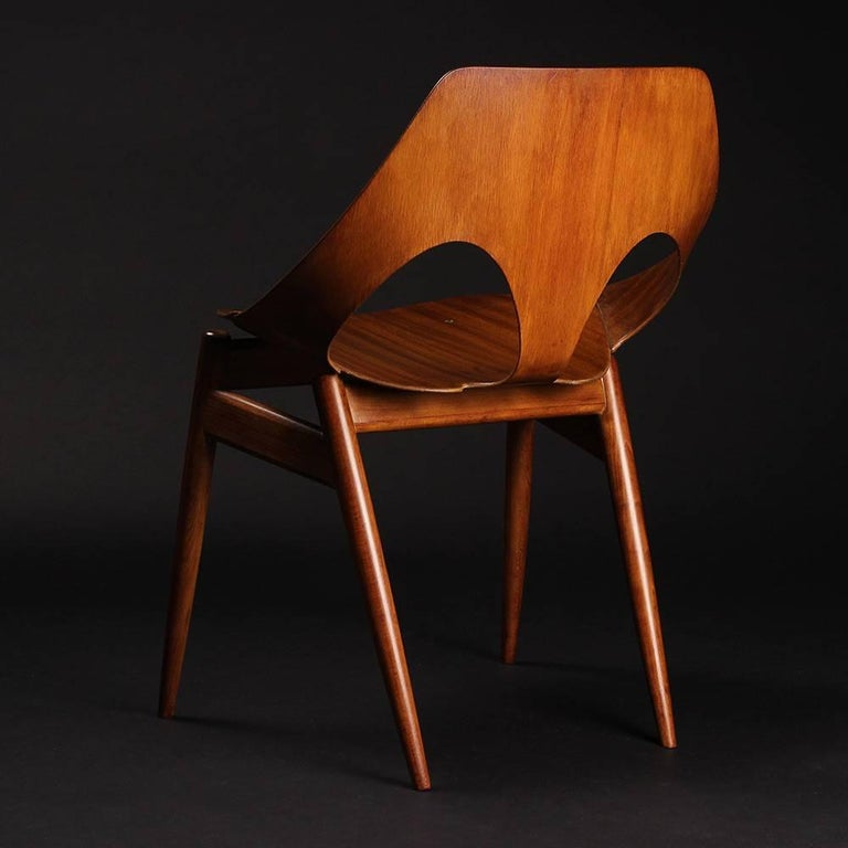 set of six jason chair by carl jacobs for sale at 1stdibs On jason s furniture