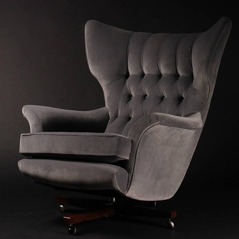 G Plan Swivel Lounge Chair Model 62 For Sale At 1stdibs