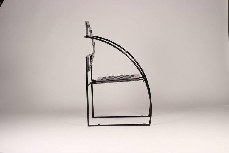 Post-Modern Mario Botta Quinta Chair For Sale