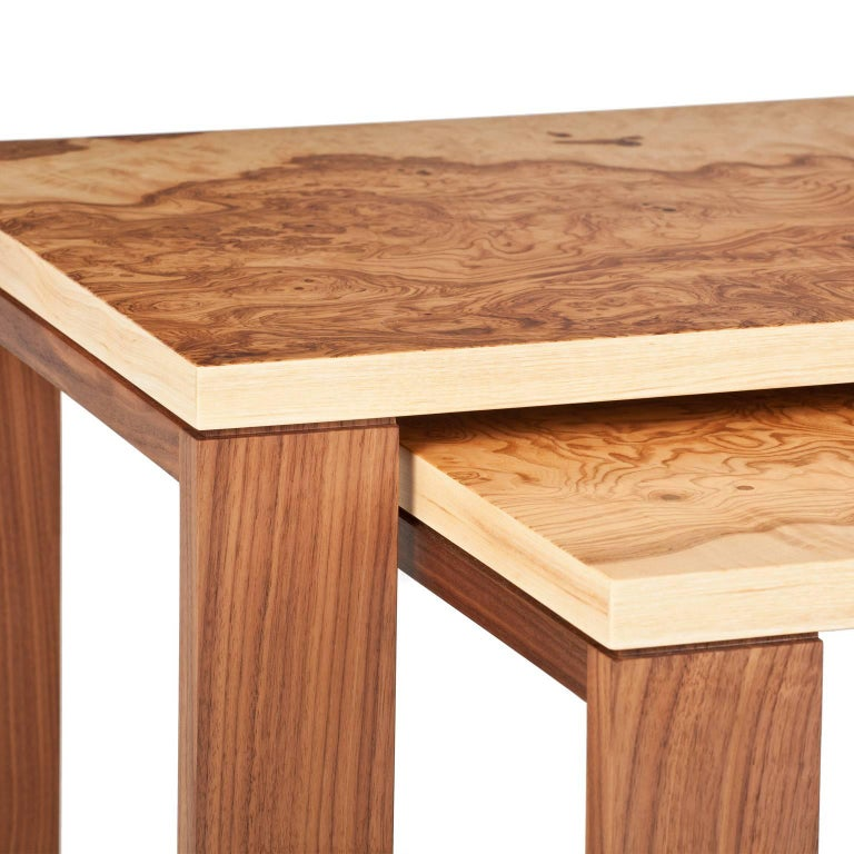 Modern Nest of Tables For Sale