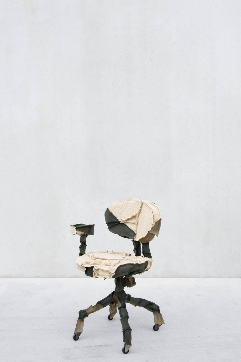 Office Chair Skin Collection by Pepe Heykoop In New Condition For Sale In Amsterdam, NL