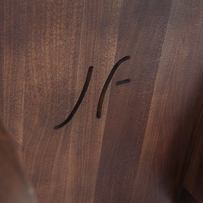 Desk in American Black Walnut 10