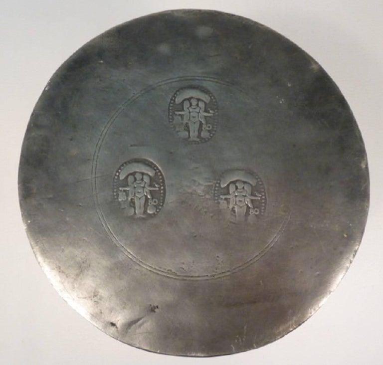 Antique German Tin Cooler Pot 4