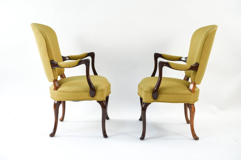 Danish Frits Henningsen Suite Including a Sofa, Armchairs and Saloon Table For Sale