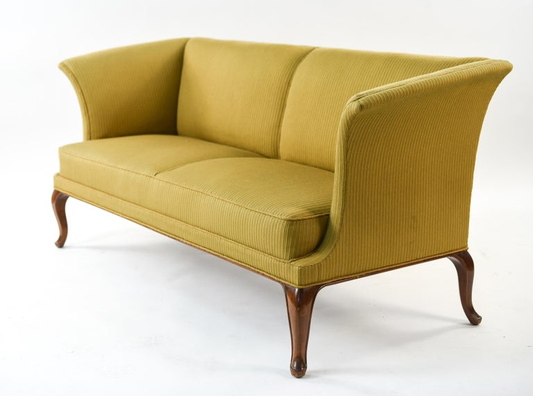 Frits Henningsen Suite Including a Sofa, Armchairs and Saloon Table For Sale 9