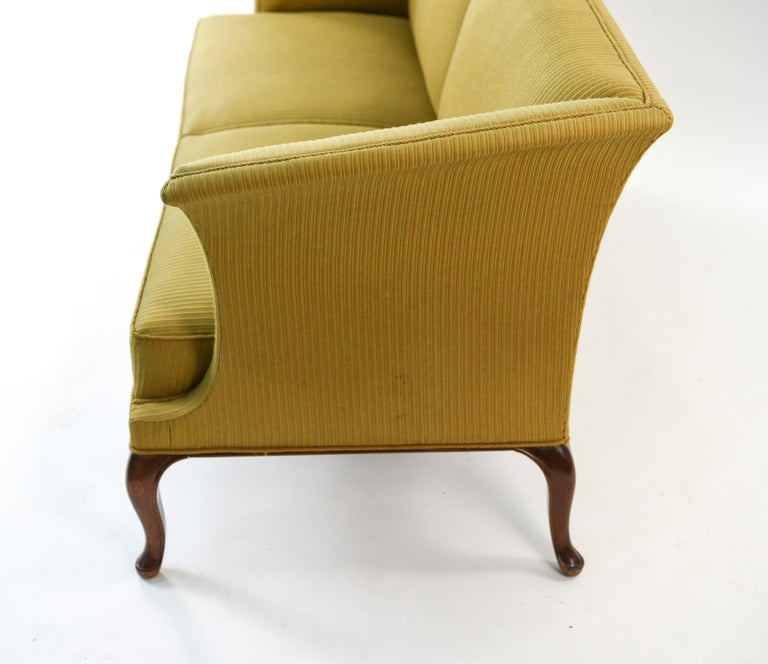 Frits Henningsen Suite Including a Sofa, Armchairs and Saloon Table For Sale 10