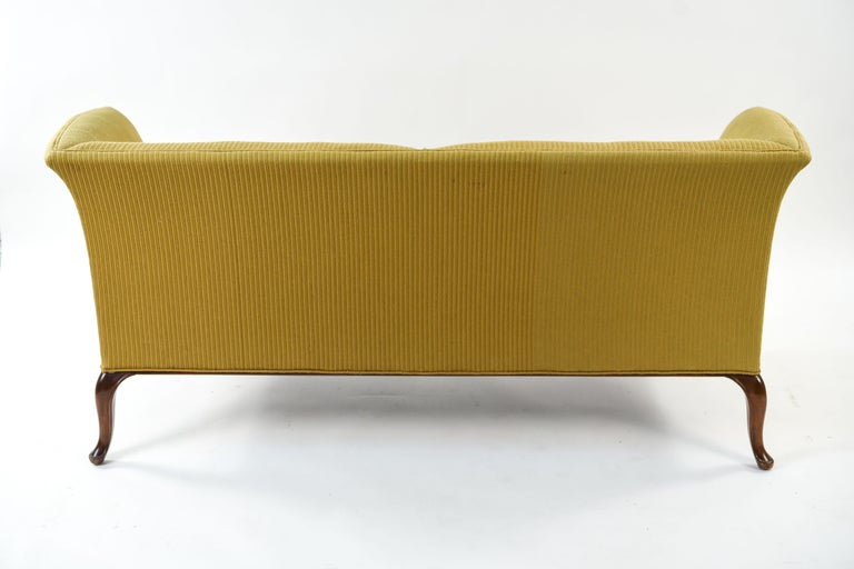 Frits Henningsen Suite Including a Sofa, Armchairs and Saloon Table For Sale 11