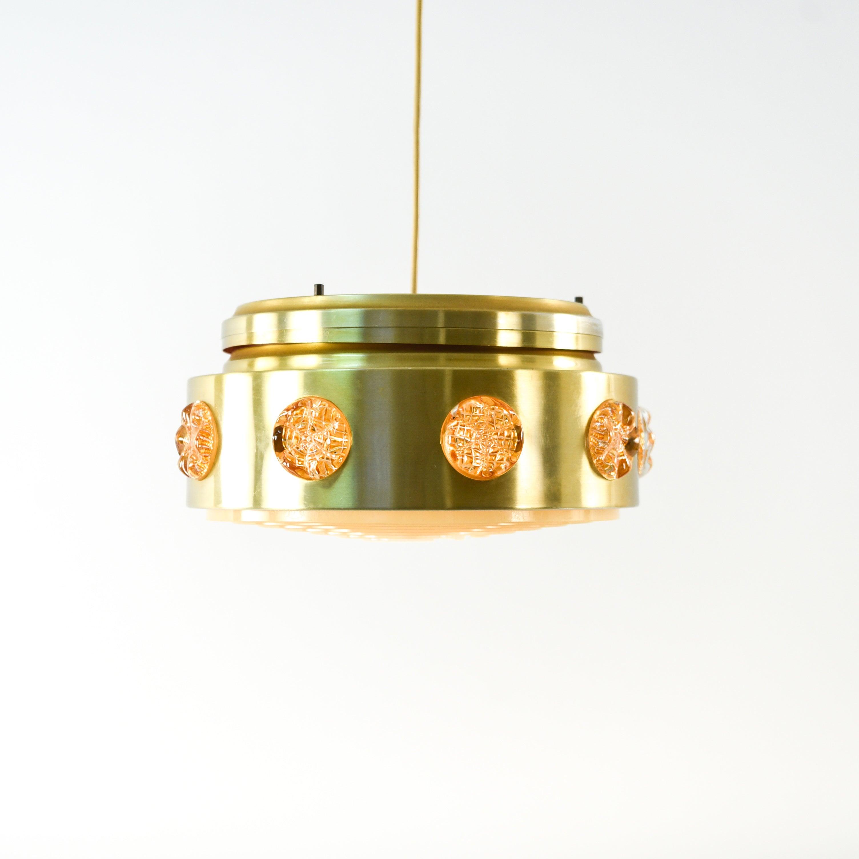 Danish Midcentury Pendant Light For Sale At 1stdibs