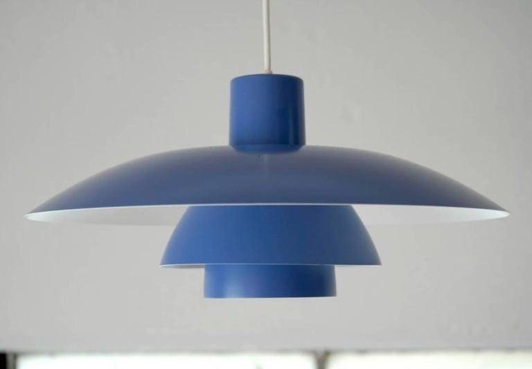 Mid-20th Century Danish PH 4/3 Pendant Light by Poul Henningsen