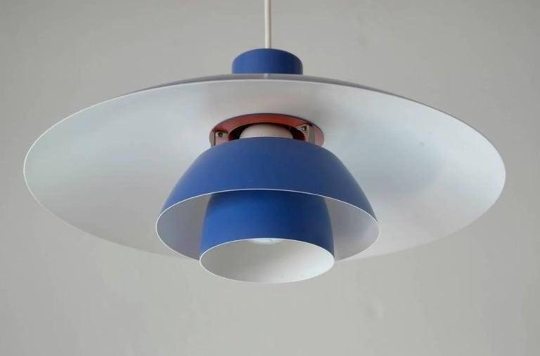 Danish PH 4/3 Pendant Light by Poul Henningsen