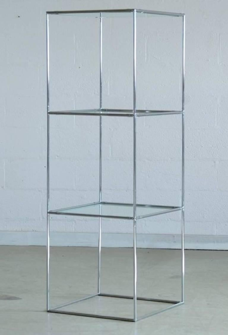 Poul Cadovius Abstracta Shelving System, Denmark, 1960s at 1stdibs