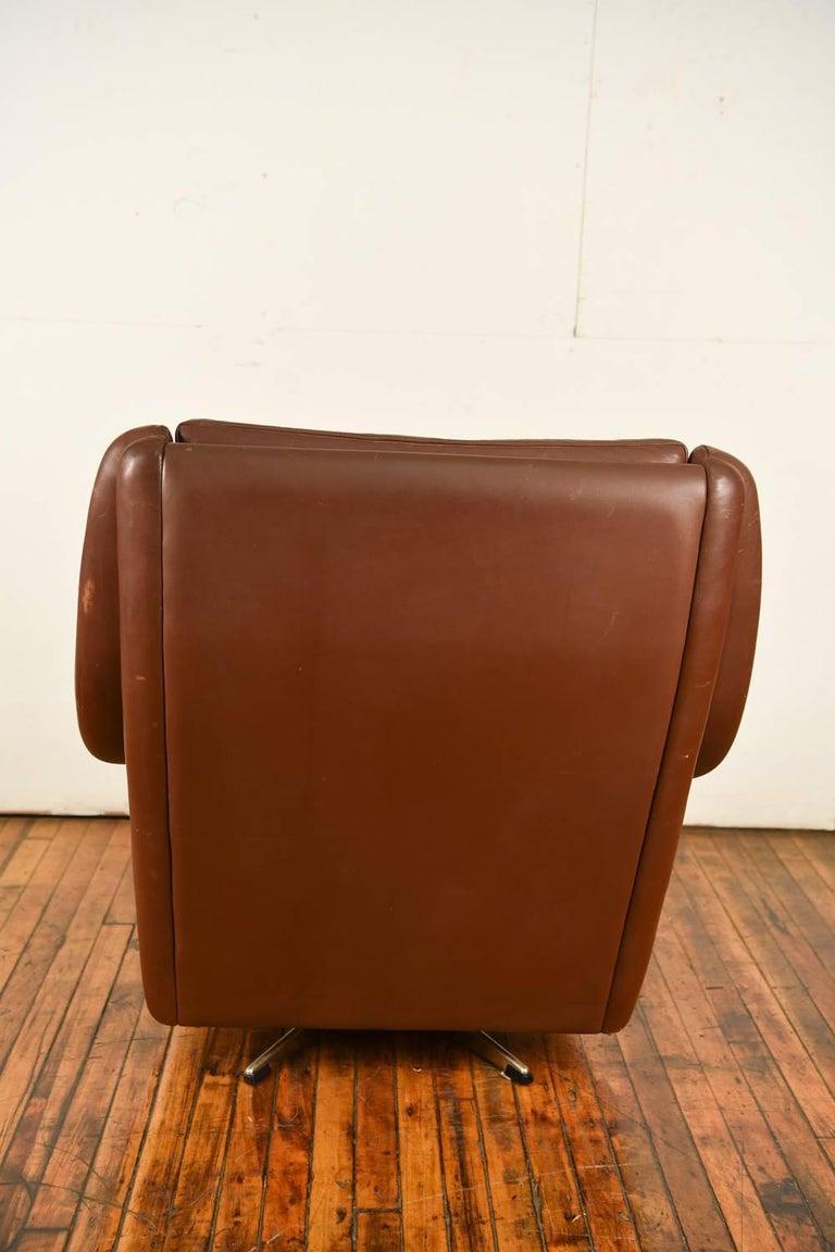 Aage Christensen Model Ambassador High Back Lounge Chair