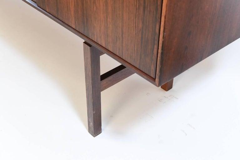 Arne Vodder Rosewood Sideboard For Sale 1