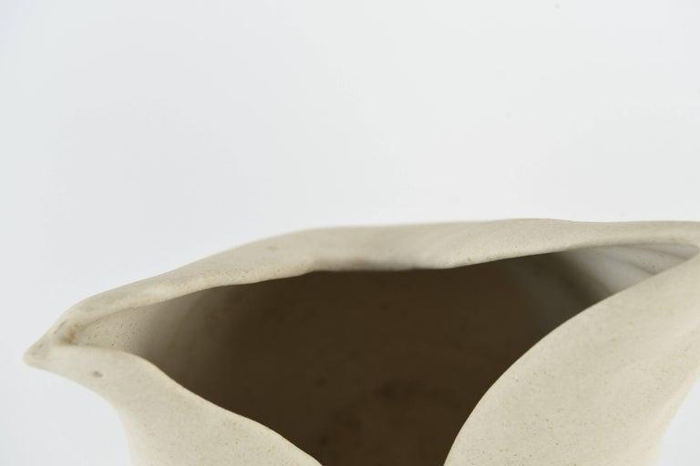 Lineasette Italian Ceramic Chicken Vase For Sale 2