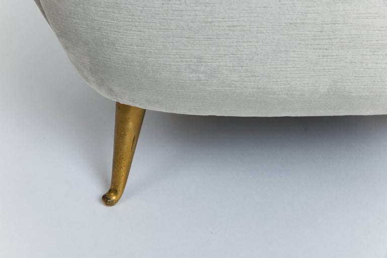 Gio Ponti Rare Armchair In Excellent Condition For Sale In Chappaqua, NY