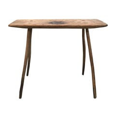 Antique European Tall Table