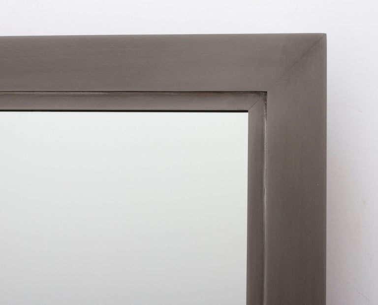 Bark Frameworks Lumina Wall Mirror, Aluminium with Patina Finish 3