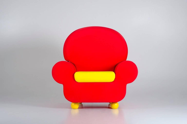"Armchair ""Papi' Colors"" the Most Customizable Armchair Even with Your Name 9"