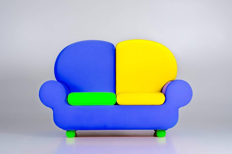 "Sofa Two Seats ""Papi Colors"" the Most Customizable Sofa 7"