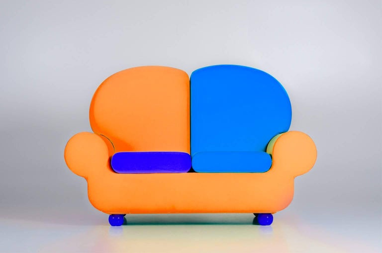 "Sofa Two Seats ""Papi Colors"" the Most Customizable Sofa 9"