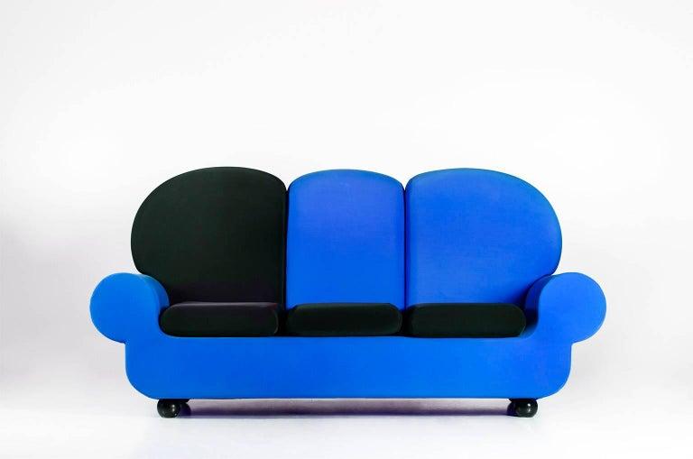 "Sofa 3 seats ""Papi Colors"" the Most Customizable Sofa For Sale 1"