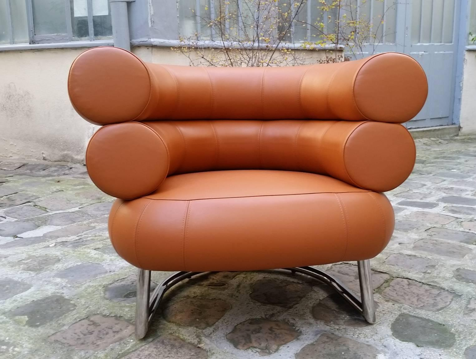 British Eileen Gray Classicon Armchair, 1989 For Sale
